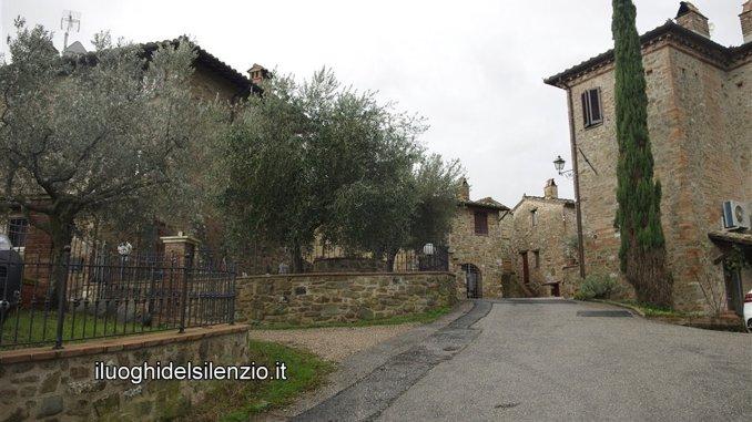 Svaligiati appartamenti, Castelvieto di Corciano il giorno dopo