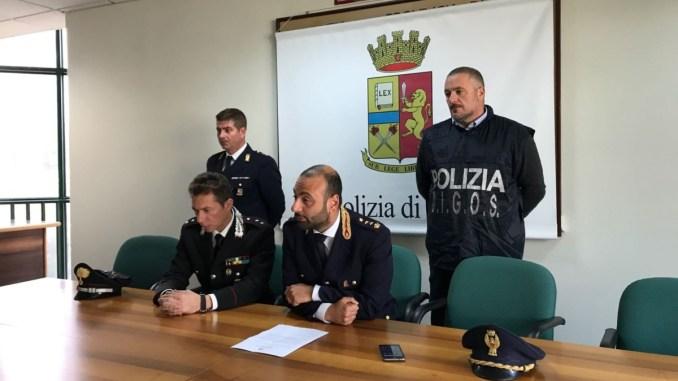 Arrestato a Terni il ladro seriale dei parcheggi, operazione congiunta Polizia e Carabinieri