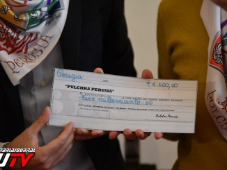 Art Bonus, Pulchra Perusia dona 1600 euro per restauro portone Sala della Vaccara [FOTO]