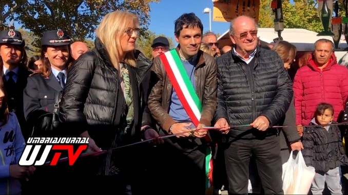 Inaugurata a Perugia l'edizione 2017 della Fiera dei Morti