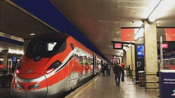 Treni, presidente Marini, Frecciarossa da Perugia ma anche su Orte