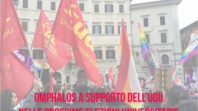 Elezioni Universitarie, Omphalos LGBTI sostiene candidati Sinistra Universitaria UDU