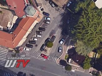 Daspo urbano a parcheggiatore abusivo in piazzale Bosco a Terni
