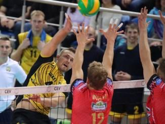 Volley, missione compiuta a Minsk, vittoria in rimonta per i Block Devils