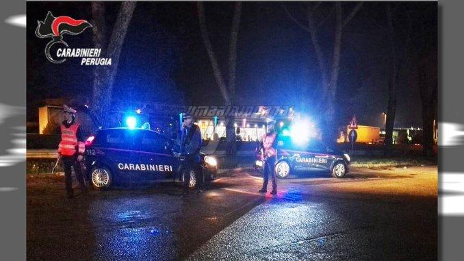 Due spacciatori arrestati, lotta senza quartiere allo spaccio di droga a Perugia