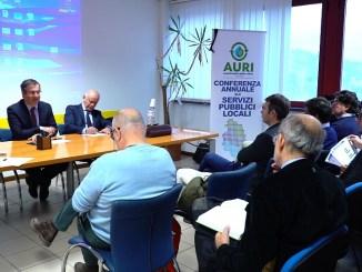 Conferenza annuale Auri, incontro a Terni