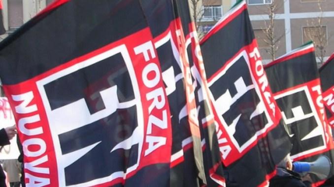 Forza Nuova Perugia, basta antifascismo! solidarietà ai militanti di CasaPound
