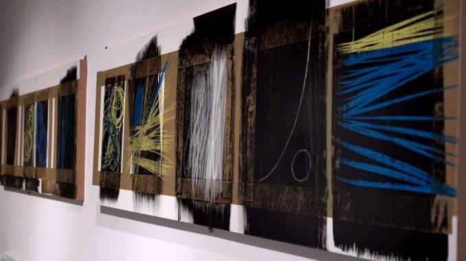 Hans Hartung in mostra alla Galleria Nazionale dell'Umbria