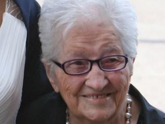 La ternana Isolina, 106 anni, legge da 71 anni Grand Hotel