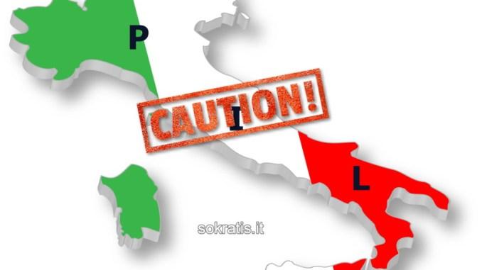 Pil è calato dell'1,3 in Umbria, Cgil, è il peggior dato in Italia