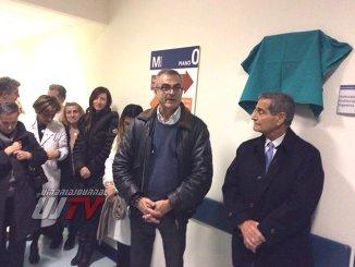 Sale di endoscopia dell'ospedale di Perugia intitolate a Giuseppe Russo