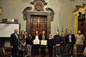 """Consegna del premio di laurea """"Crispolti -Peccati"""" a Palazzo Donini @ Perugia"""