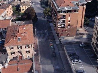 Rapina in via Manzoni a Ponte San Giovanni di Perugia, bottino 1500 euro