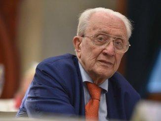 Morto Ferdinando Imposimato, ex senatore, era stato ricoverato d'urgenza al Gemelli