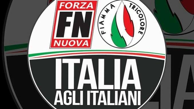 Forza Nuova Perugia, ai travisatori delle nostre parole