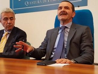 Nuovo Questore di Perugia, Bisogno, trasmettere tranquillità al cittadino