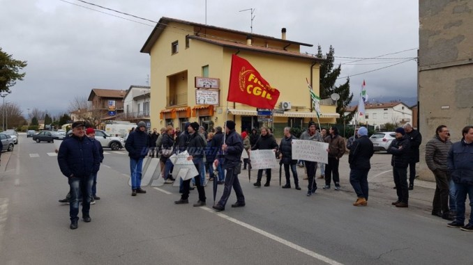 Vertenza Nardi a Selci Lama, cresce la mobilitazione