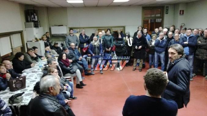 Tagina, ultima chiamata, le Segreterie Territoriali Regionali dei sindacati [Foto]
