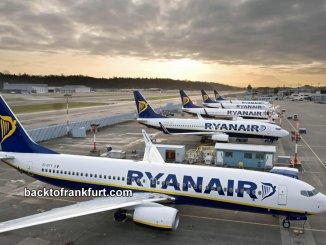 Aeroporto Ryanair Perugia Francoforte nuovo volo