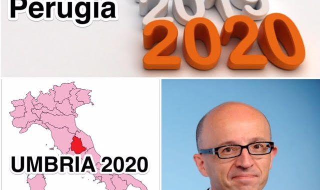 Nasce il Comitato Umbria 2020 verso le prossime Elezioni Regionali