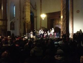 Perugia, la Sacra rappresentazione dell'arrivo dei Re Magi in cattedrale