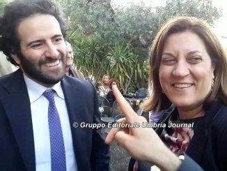 Elezioni, collegio Camera Perugia, Catiuscia Marini lancia Giacomo Leonelli