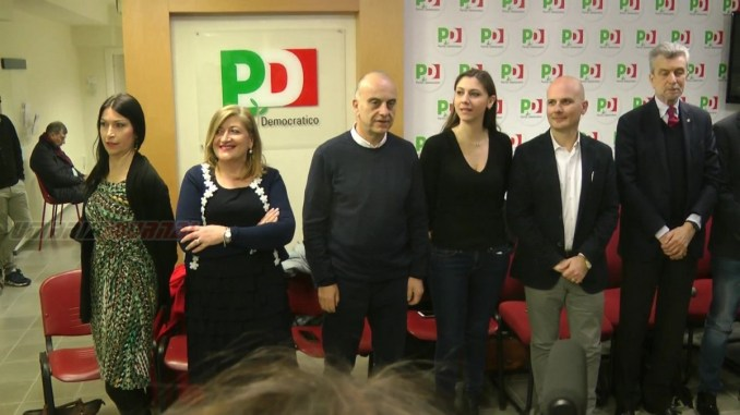 Gianpiero Bocci, Pd, elezioni politiche, serietà e concretezza