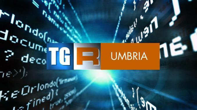 Telegiornale TGR Umbria in piazza in diretta dai borghi umbri