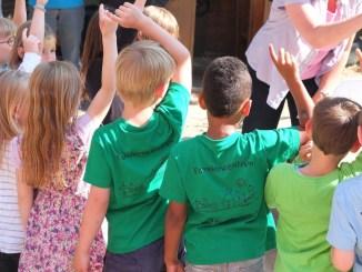 Scuola materna Ponte Felicino gennaio all'insegna dell'open day