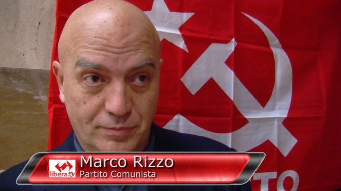 Partito comunista aprirà la propria campagna elettorale a Terni