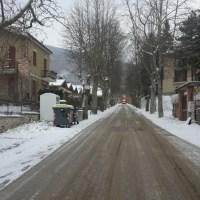Emergenza neve, territorio si prepara e il piano prefettizio è approvato