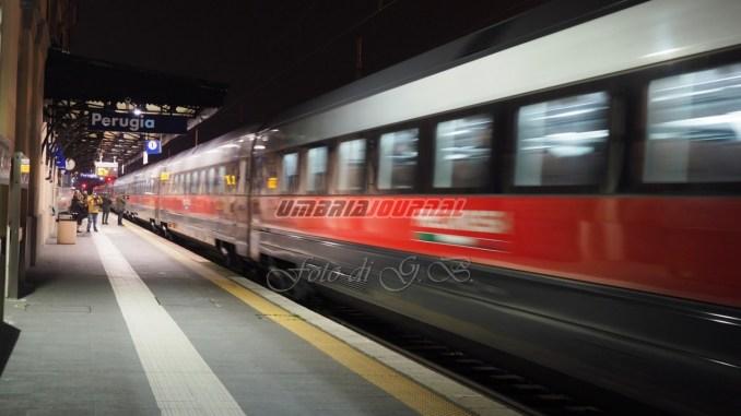 Frecciarossa Perugia-Milano dal 16 dicembre sul sito Trenitalia non si può più prenotare