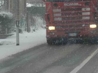 PrefetturePerugia e Terni revocano sospensione circolazione dei mezzi pesanti