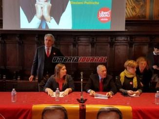Politiche 2018, Presidente Pietro Grasso a Perugia per iniziative elettorali