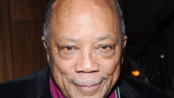 Quincy Jones sarà a Umbria Jazz 2018, il genio di Chicago a Perugia