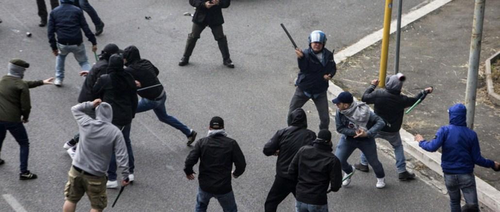 Escalation di violenza nelle città di Perugia e Terni e patti per sicurezza