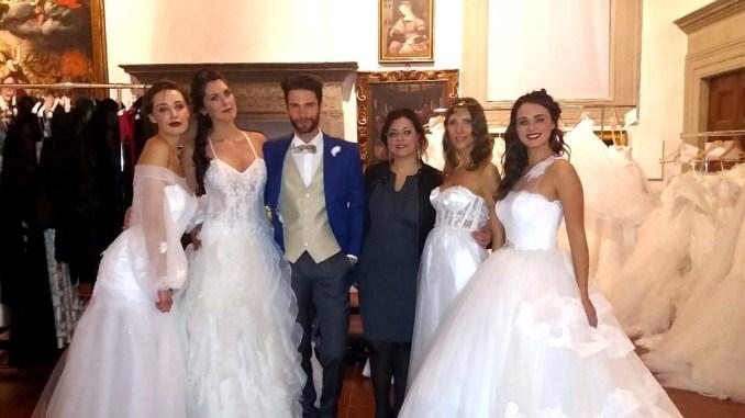 Alessia Sanzone Alta Moda Sposa a Gubbio tutto Made in Umbria