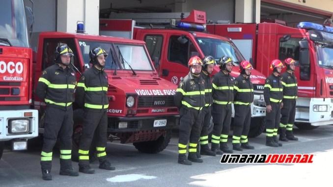 Non chiamateci eroi! I TG nazionali oggi dimenticano i vigili del fuoco