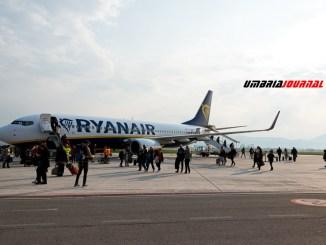 Aeroporto, ora a Malta volerà Ryanair dal 1 aprile prossimo 2019
