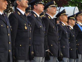 Festa della Polizia, il programma dei festeggiamenti di Terni