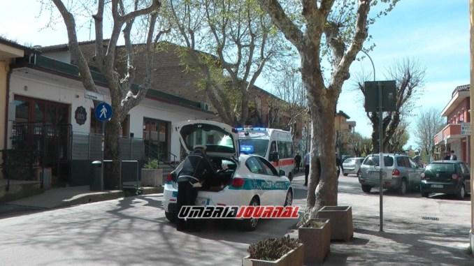 Incidente stradale a Bastia Umbra, donna investita da auto nei pressi del Centro storico
