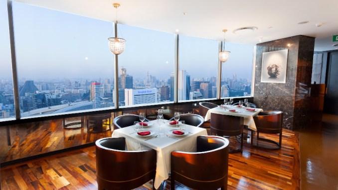 Urbani tartufi apre bar a Bangkok in un grattacielo di 100 metri