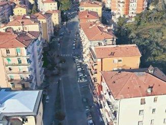 Via dei Filosofi: strade in terra battuta, ma con segnaletica nuova