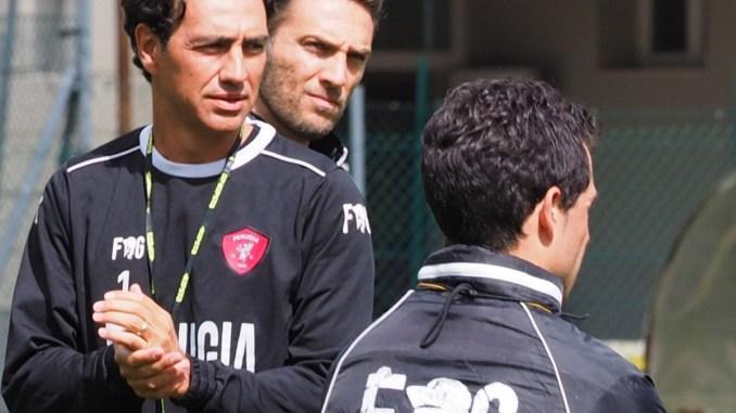 Alessandro Nesta ha cominciato ad allenare il Perugia le prime foto