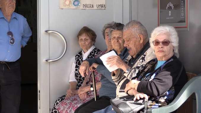 No alla chiusura della casa di riposo di Nocera Umbra