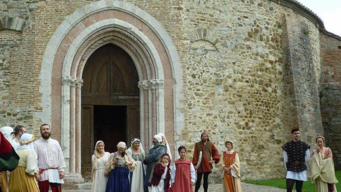 Perugia 1416, Sant'Angelo il 5 sceglie la sua prima dama