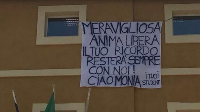 Morte Monia Andreani, il ricordo struggenti dei suoi studenti UnistraPG