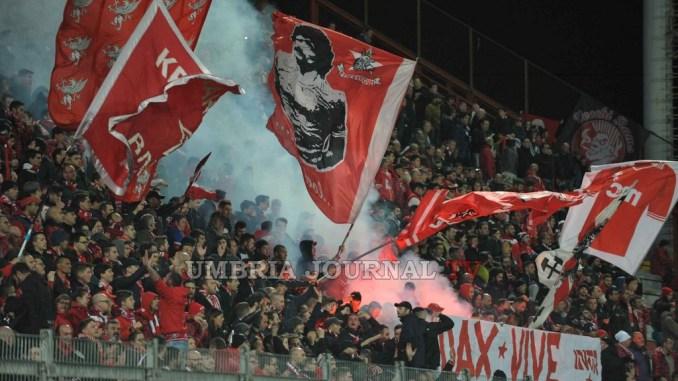Calcio, serie B, il Perugia affonda i lagurari 2-3