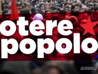 Elezioni regionali Umbria 2019, c'è anche Potere al Popolo!
