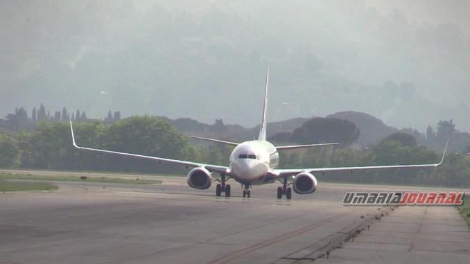 Aeroporto inaugura volo Perugia Malta, Sase presenta due voli settimanali